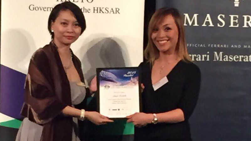 Linh Podetti - Director of Red & Black Solutions Receives 2015 Young Professionals Alliance Awards